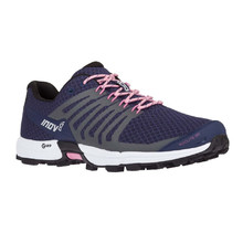 Women's Trail Running Shoes Inov-8 Roclite 290 (M) - Navy/Pink