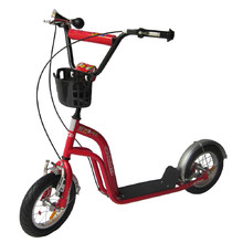 Rodez Scooter WORKER NEW - Red