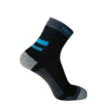 Waterproof Socks DexShell Running - Aqua Blue