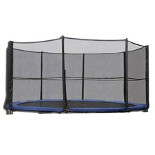 Trampoline Safety Net Spartan 430 cm for 8 poles