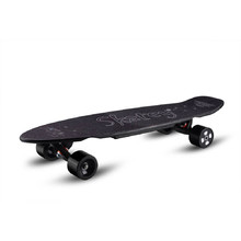 Electric Longboard Skatey 350L Black
