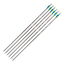 Arrows Yate Carbon 30/90 6 Pcs.