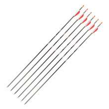 Arrows Yate Carbon 26/50 6 Pcs.
