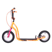 Kick Scooter inSPORTline Raicot SE Pink-Orange