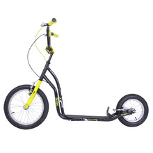 Kick Scooter inSPORTline Suter SE Black-Yellow