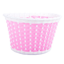 Children Bike Basket – Pink - Pink
