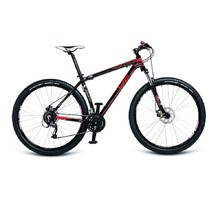 "Mountain Bike 4EVER Sceleton 29"" – 2017 - Black-Red"