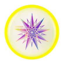 Light Up Frisbee Aerobie SKYLIGHTER 10 - Yellow