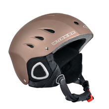 WORKER Free Snowboard Helmet - Brown