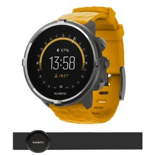 Fitness Tracker Suunto Spartan Sport Wrist HR Baro Amber + Chest Belt
