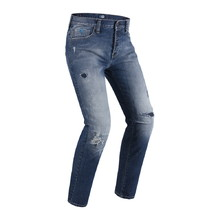 Men's Motorcycle Jeans PMJ Street - Blue