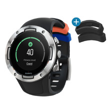 Sports Watch SUUNTO 5 - Black Steel