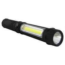 Flashlight Trixline C220 3W COB + 1W LED