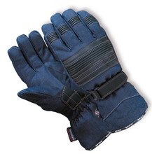 Motobike glove Denim TWG-00G52 - Blue