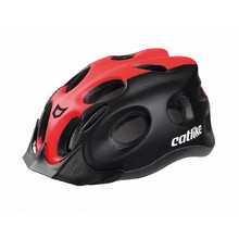 Bike Helmet CATLIKE Tiko - Black-Red