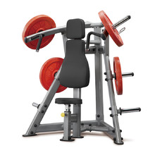 Shoulder Press - Steelflex PlateLoad Line PLSP