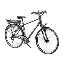 Trekking E-Bike Devron 28123 – 2016 - Passion Black