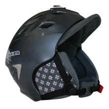 WORKER Trentino Helmet - Grey with Logo