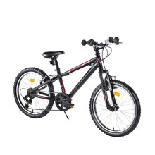 "Children's Bike DHS Terrana 2023 20"" – 2017 - Black"