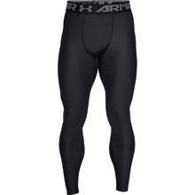 Men's Compression Leggings Under Armour HG Armour 2.0 - Black