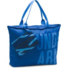 Women's Tote Bag Under Armour Big Word Mark - Blue