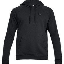 Men's Hoodie Under Armour Rival Fleece PO - Black/Black