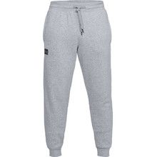 Men's Sweatpants Under Armour Rival Fleece Jogger - Steel Light Heather/Black