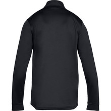Men's Sweatshirt Under Armour Armour Fleece 1/2 Zip - Black/Black