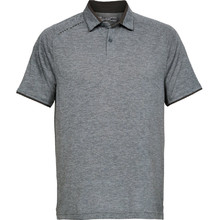 Men's Polo Shirt Under Armour Tour Tips - Pitch Gray
