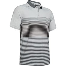 Men's Polo Shirt Under Armour Iso-Chill Power Play - Mod Gray