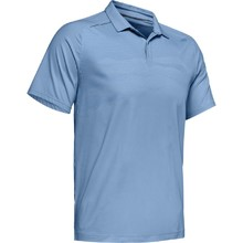 Men's Polo Shirt Under Armour Iso-Chill Airlift - Boho Blue