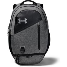 Backpack Under Armour Hustle 4.0 - Black/Black