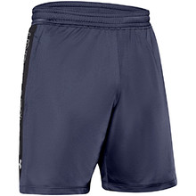 Men's Shorts Under Armour MK1 7in Graphic - Blue Ink