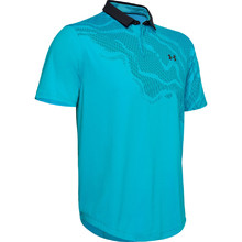Men's Polo Shirt Under Armour Iso-Chill Shadow - Escape