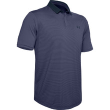 Men's Polo Shirt Under Armour Iso-Chill Gradient - Blue Ink