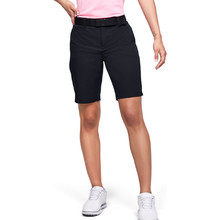 Women's Shorts Under Armour Links - Black