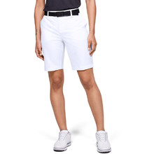 Women's Shorts Under Armour Links - White