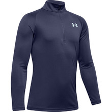Boys' Sweatshirt Under Armour Tech 2.0 1/2 Zip - Blue Ink