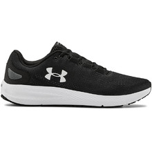 Men's Running Shoes Under Armour Charged Pursuit 2 - Black