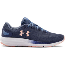 Women's Running Shoes Under Armour W Charged Pursuit 2 - Blue Ink