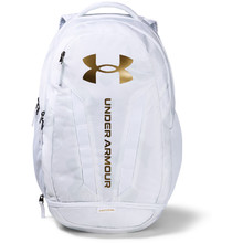 Backpack Under Armour Hustle 5.0 - White