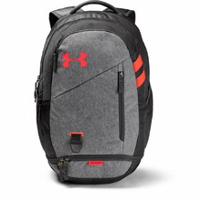 Backpack Under Armour Hustle 4.0 - Jet Gray