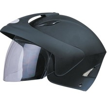 WORKER V520 Motorcycle Helmet - Black