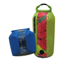 Waterproof bag with window and valve Yate Dry Bag 5l