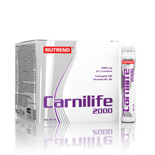 Nutrend Carnilife 2000, 20X25 ml