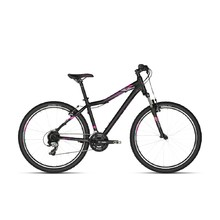 "Women's Mountain Bike KELLYS VANITY 20 26"" – 2018 - Dark Pink"