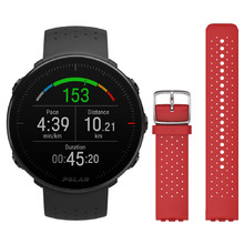 Sports Watch POLAR Vantage M Black + Red Strap