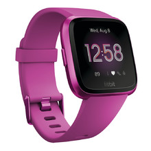 Smart Watch Fitbit Versa Lite Mulberry/Mulberry Aluminum