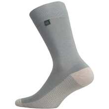 Women's cotton socks ASSISTANCE Cupron - Black
