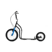 Scooter Yedoo City New - Black-Blue